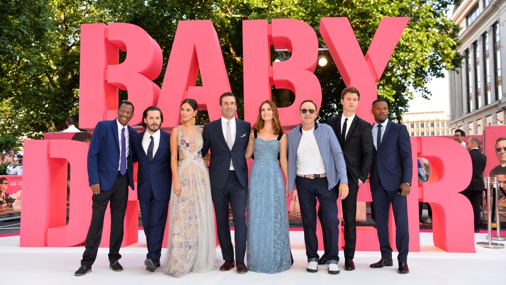 baby driver cast